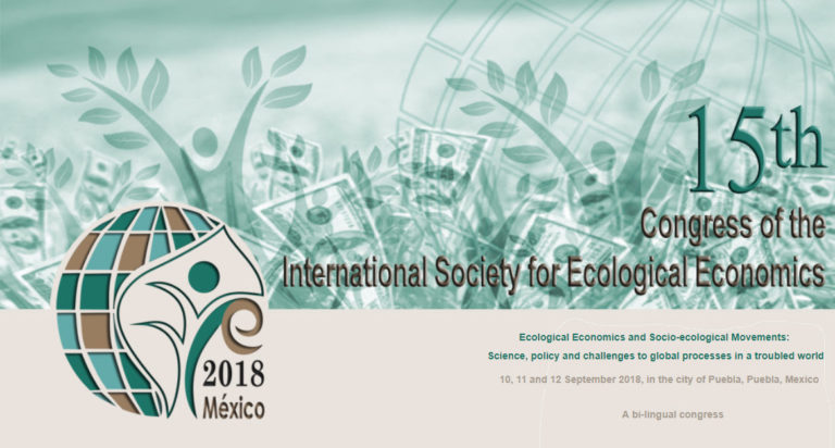 This XV Biennial Conference Of The International Society For Ecological Economics Invites Participants To Explore Ways In Which Field Is