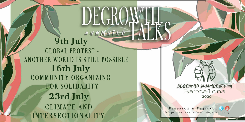 Degrowth Summerschool